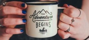 the adventure begins aventure commence