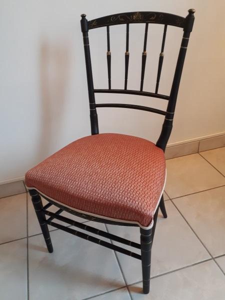 Chaise de réception NAP III